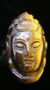 Tiger Eye Buddha - For Sale