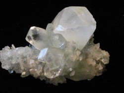 Apophyllite Crystal Cluster - India