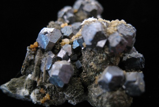 Galena with Pryite- Peru - For Sale - Fossils-Crystals.com