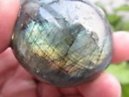 Natural Labradorite Polished
