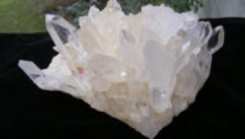 Quartz Crystal Clusters from Arkansas