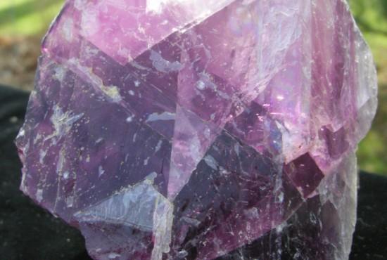 "Purple Fluorite For Sale - 4"""