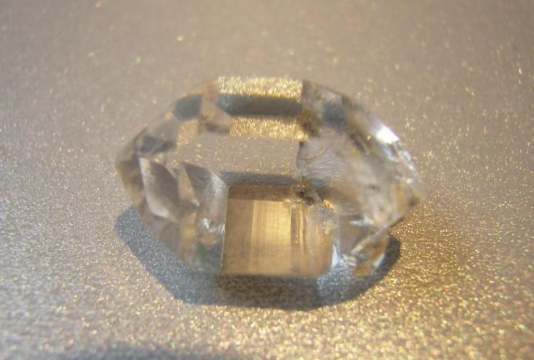 Clear Herkimer Diamond - Herkimer, New York - For Sale