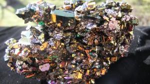 Silicon Carbide Crystals for Rock Collectors - Niagara Falls, NY - For Sale
