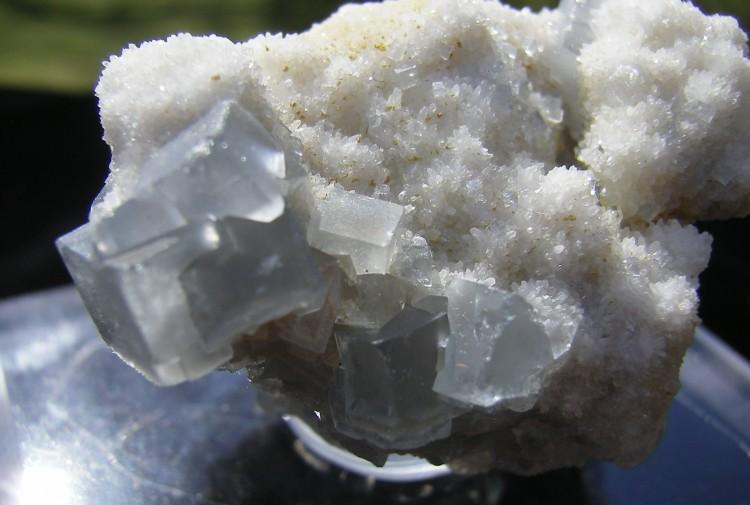 Fluorite and Quartz - Illinois - For Sale