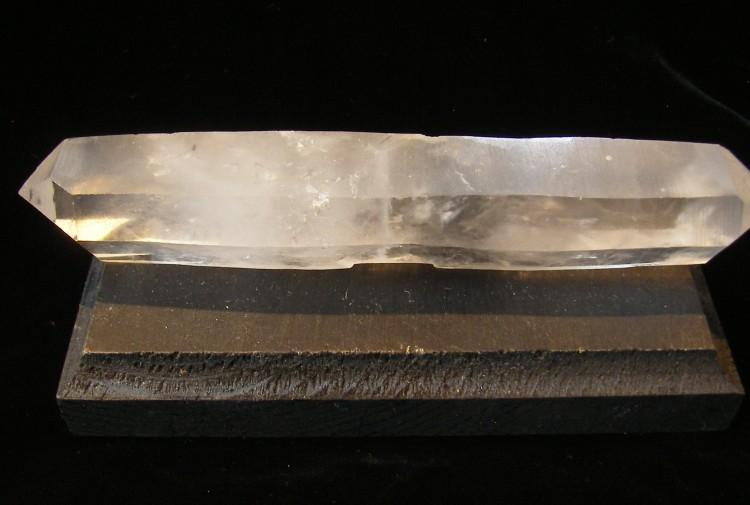 5.5 Inch Large Double Terminated Tibetan Quartz Crystal - For Sale