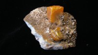 Wolfenite Crystal For Sale - Fossils-Crystals.com