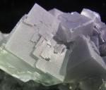 Fluorite Crystals - China